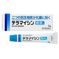 【第2類医薬品】 テラマイシン軟膏a 6g