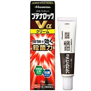 【第(2)類医薬品】 ブテナロックVα クリーム 1...