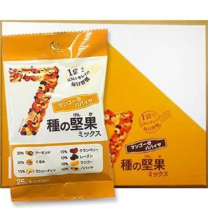 7種の堅果ミックス マンゴー&パパイヤ 1箱(12袋...