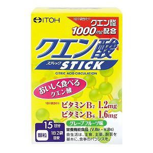 井藤漢方 クエン酸スティック 30包
