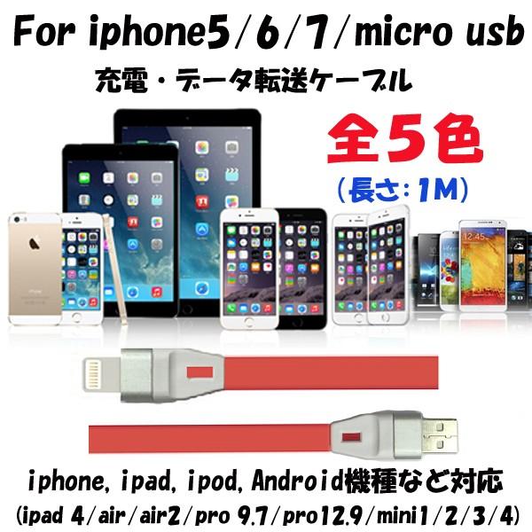 メール便送料無料 iphone ipad USB/microUSB端子 ...