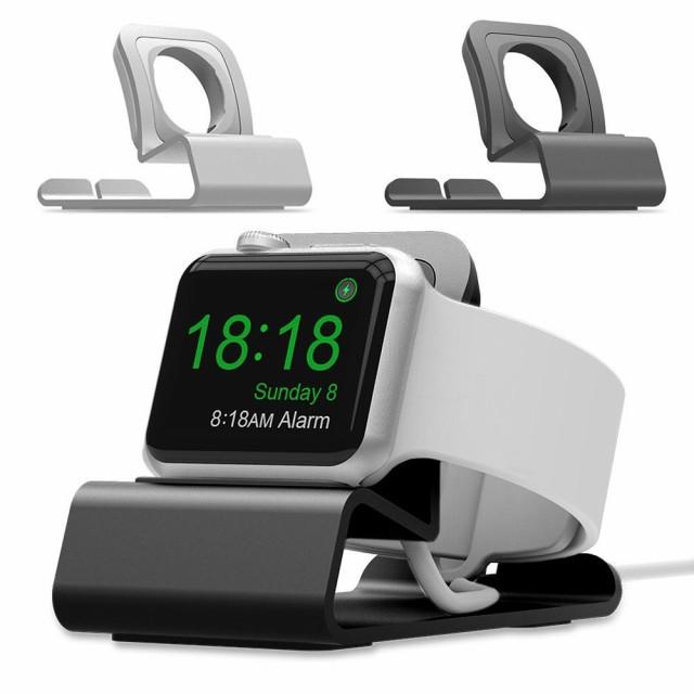 Apple watch 充電スタンド Apple Watch Series 4/...