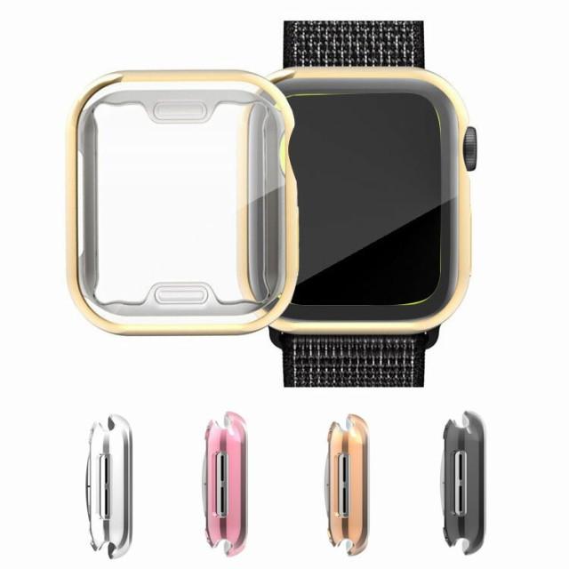 Apple Watch Series 4 ケース/カバー 液晶保護 軽...
