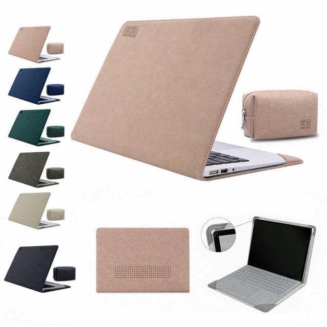 Surface Laptop2 ケース/カバー 手帳型 レザー 電...