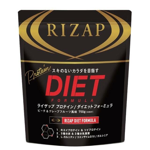 【RIZAP プロテイン ダイエットフォーミュラ】