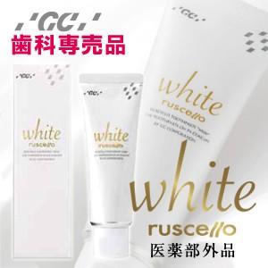 【GC ルシェロ歯磨きペースト ホワイト100g 医薬...