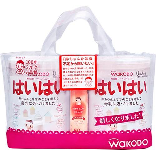 【レーベンスミルク はいはい 810g×2個パック(お...