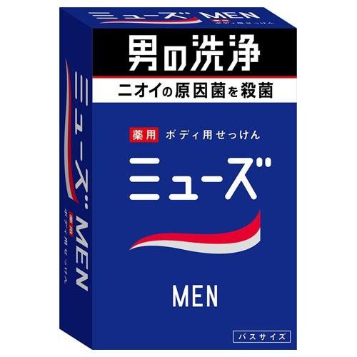 【ミューズMEN 薬用ボディ用せっけん バスサイズ ...