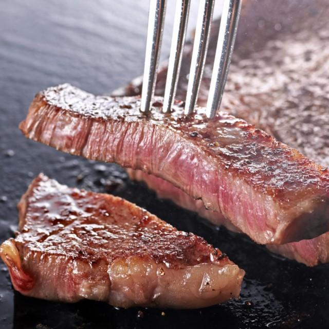 リブロースステーキ リブアイロール リブアイステーキ ビーフステーキ ステーキ肉 200g×2枚 宮崎県産 黒毛和牛 EMO牛(有田牛) 冷凍