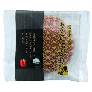 米屋 和ーみ あんこたっぷり栗どら焼 1個×6入