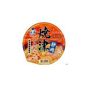 ヤマダイ ニュータッチ 凄麺 静岡焼津かつおラー...