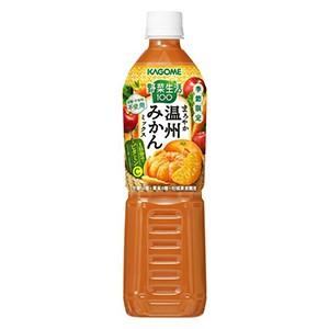 カゴメ 野菜生活 まろやか温州みかんミックス 720...