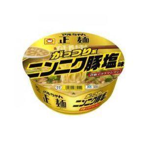 東洋水産 マルちゃん 正麺 がっつり系ニンニク豚...