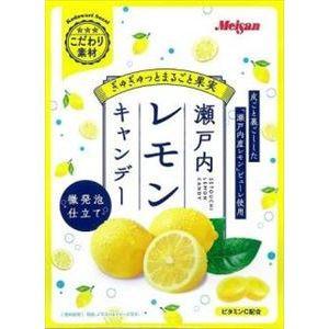明産 瀬戸内レモンキャンデーR 74g×6入