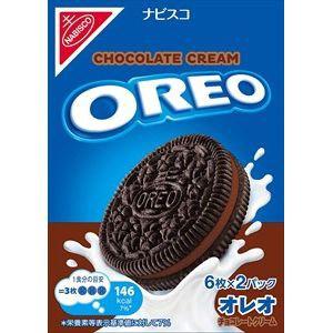 モンデリーズ・ジャパン オレオ チョコレートクリ...