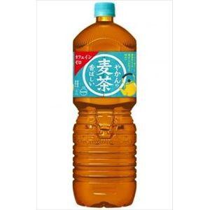 コカ・コーラ やかんの麦茶 from一(はじめ) 2L×6...