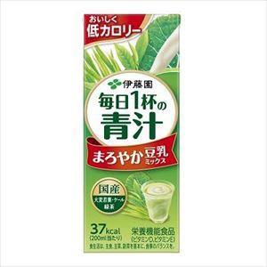 伊藤園 毎日1杯の青汁有糖(紙) 200ml×24入