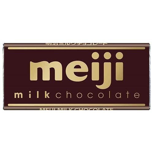 明治 ミルクチョコレート 50g×10入