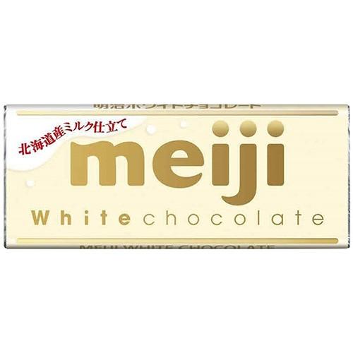 明治 ホワイトチョコレート 40g×10入