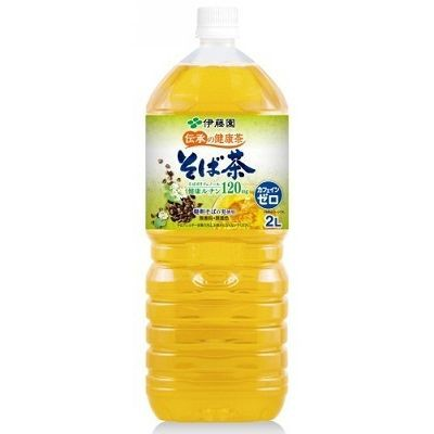 伊藤園 健康そば茶 2L×6入