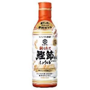 キッコーマン 【萬】いつでも新鮮 鰹節香るしょう...