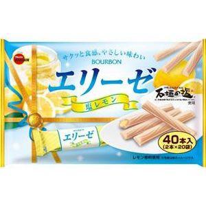 ブルボン エリーゼ 塩レモン 40本×12入(6月...