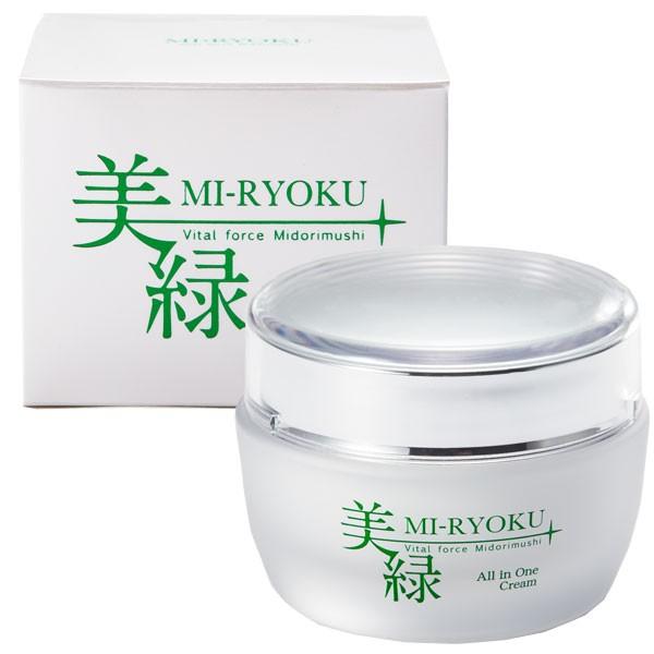 オールインワンクリーム美緑(MIRYOKU) 50g