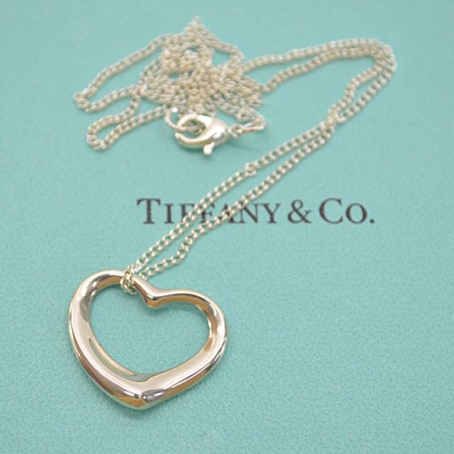 ティファニー Tiffany&Co. ネックレス オープンハ...