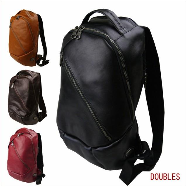 745c4d839ff4 送料無料 リュックサック メンズ 本革 DOUBLES(ダブルス) レザーリュックサック JFZ-