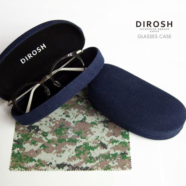 DIROSH ディロッシュ デニムメガネケース セリー...