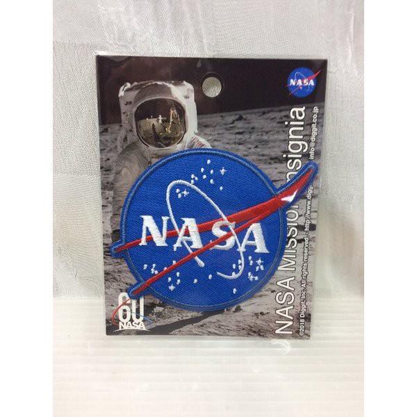 NASA公認(アメリカ航空宇宙局) ワッペン インサイ...