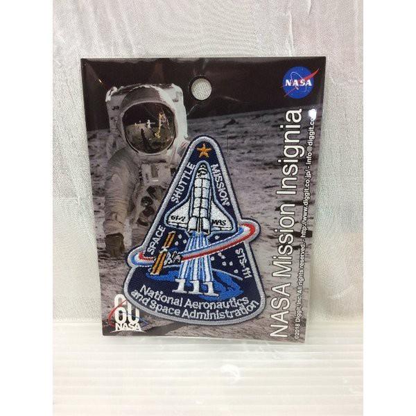 NASA公認(アメリカ航空宇宙局) ワッペン スペース...
