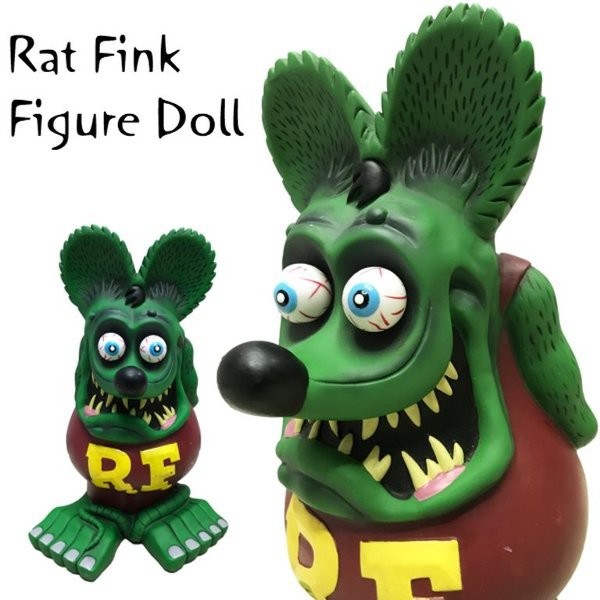 ラットフィンク RatFinkフィギュア ドール GR...