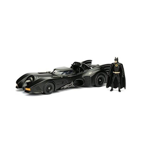 バットマン バットモービル JADA ミニカー 1989 B...