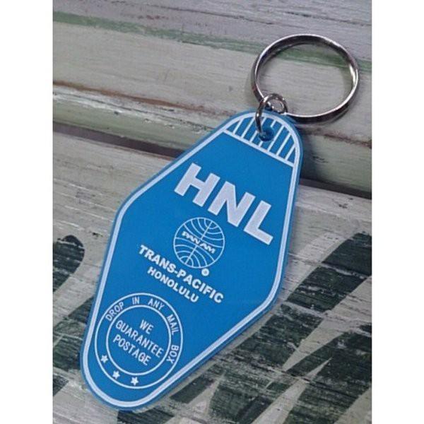 パンナム PANAM  モーテルキーリング HNL(PA-MK2...