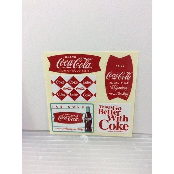 コカコーラ ステッカー (CC-BA19) コカコーラ...