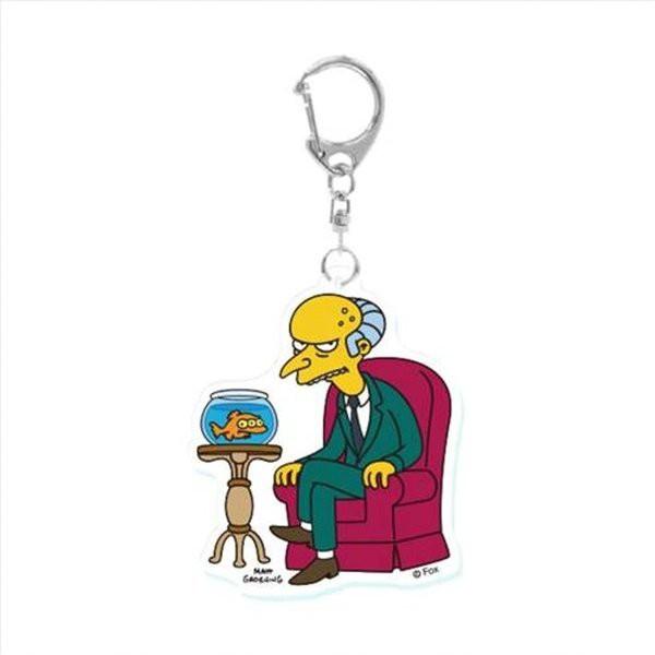 シンプソンズ Simpsons アクリルキーホルダー (S...