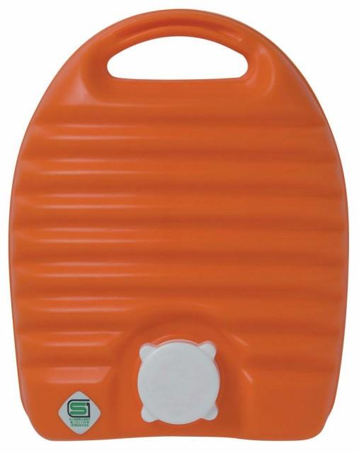 安全・シンプル 意外と役に立つ湯たんぽ 2.6L 袋...