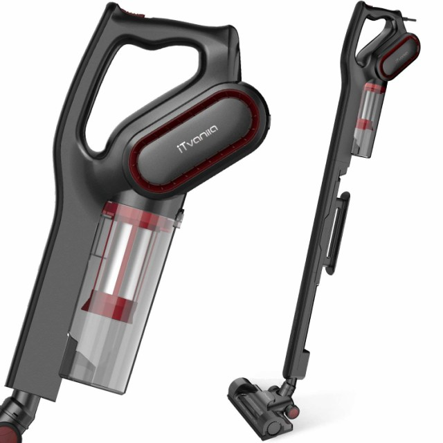掃除機 スティッククリーナー サイクロン式 2WAY