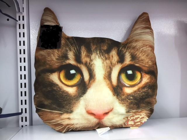 可愛い ねこちゃんのクッション 猫 昼寝枕  誕生...