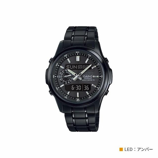 ★送料無料★CASIO カシオ LINEAGE リニエージ ソーラーコンビネーション 電波時計 LCW-M300DB-1AJF