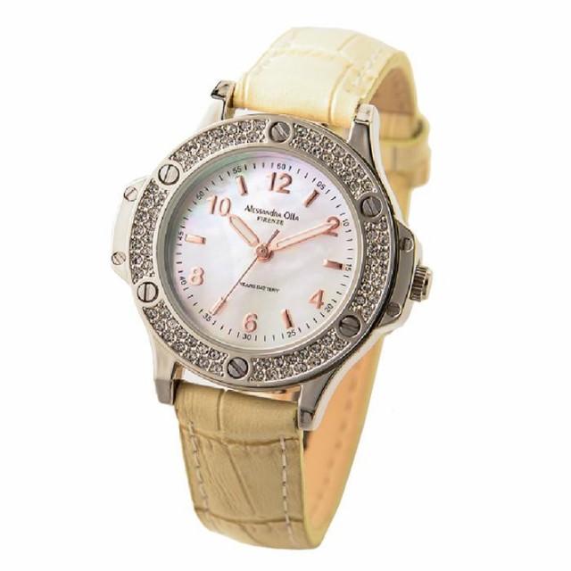 アレサンドラオーラ Alessandra Olla 腕時計 AO-8...