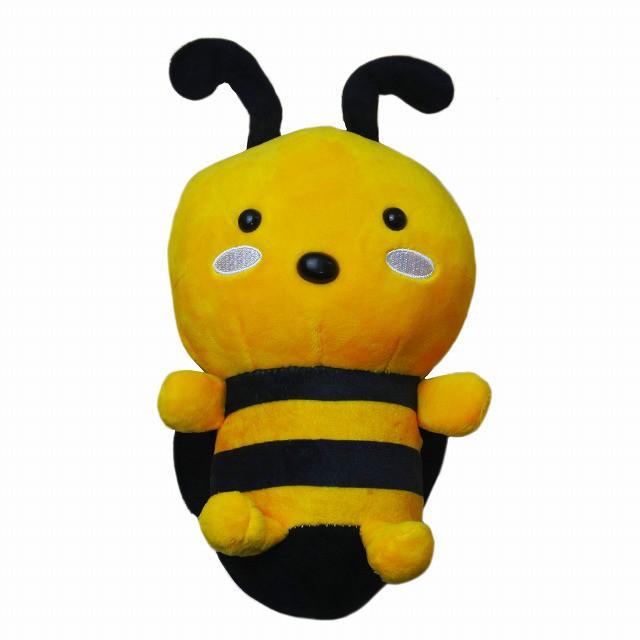 ミツバチ ぬいぐるみ かわいい はちさん インポー...