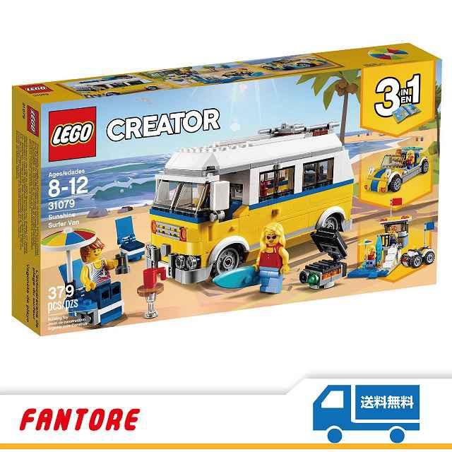 レゴ LEGO 31079 クリエイター サーファーの...