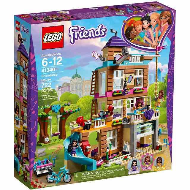 レゴ LEGO 41340 フレンズ フレンズのさくせ...