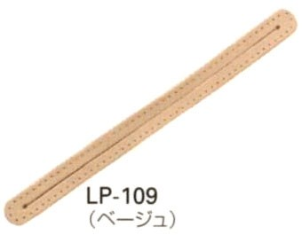 panami 本革パーツ ポケットタイプ ベージュ  LP-...