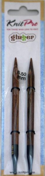 ニットプロ ginger 付け替え式 輪針 針先 6.50mm...