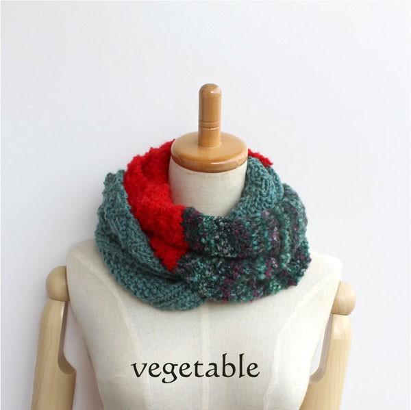 毛糸蔵かんざわオリジナルキット60 3種の糸で編む...