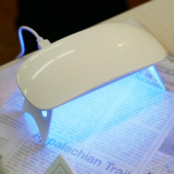 LED&UV LAMP レジンUV LEDランプ 【KY】KIYOHARA...