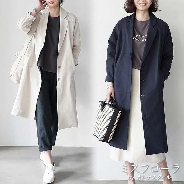 【予約11月上旬発送予定】ライトアウター コート ...